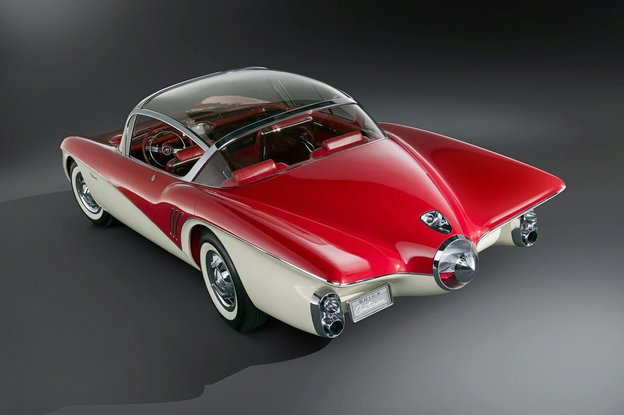 Buick Centurion Concept 1956 Old Concept Cars