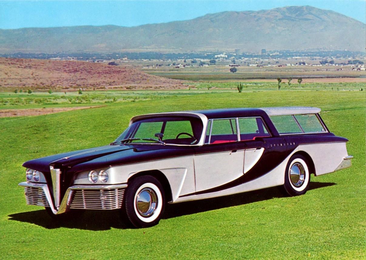 Scimitar 1959 Old Concept Cars