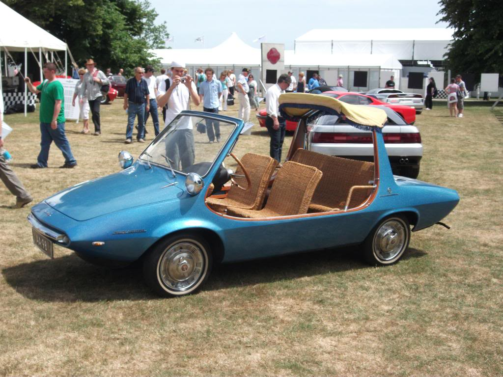 Daf Kini 1966 Old Concept Cars