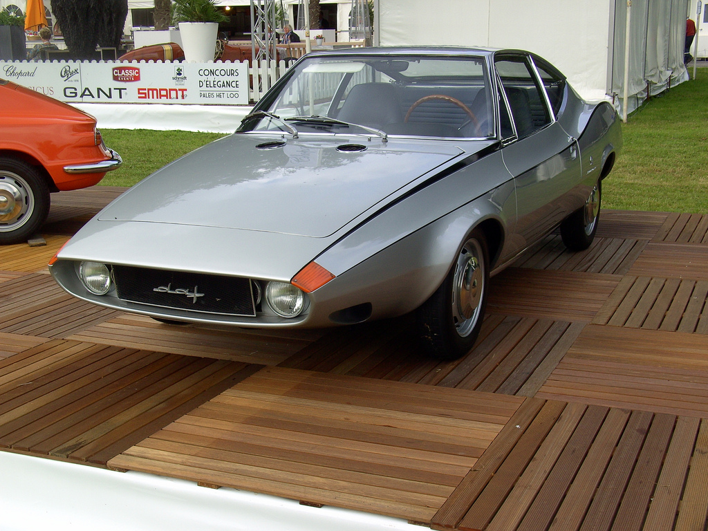 daf siluro  michelotti   1968   u2013 old concept cars
