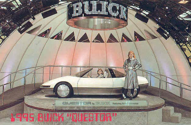 Buick questor 1983 old concept cars for General motors ignition switch case study