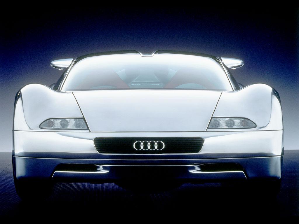 Heritage Volkswagen Subaru >> Audi Avus Quattro Concept (1991) - Old Concept Cars
