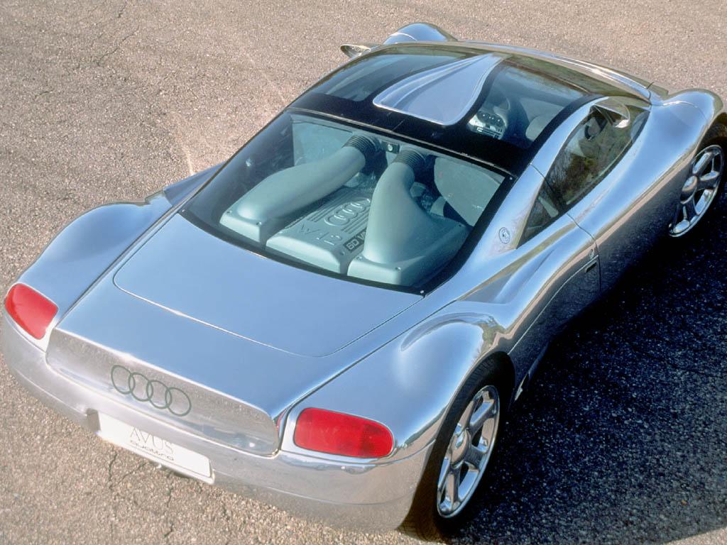 Audi Avus Quattro Concept (1991)
