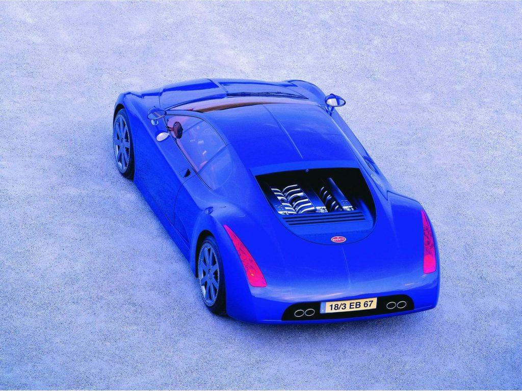 Bugatti EB 18/3 Chiron (1999)