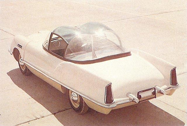 Volvo Near Me >> Toyota Proto (1957) - Old Concept Cars