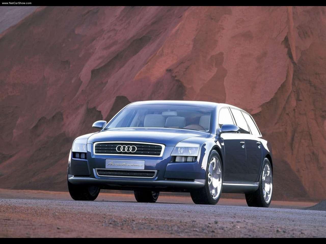 Audi-Avantissimo