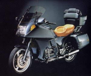 BMW K1100LT Special Edition