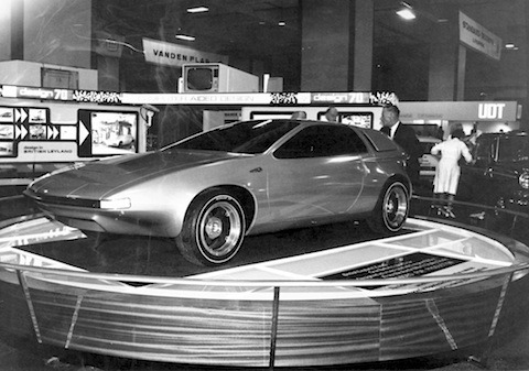 Austin Zanda (1969) – Old Concept Cars