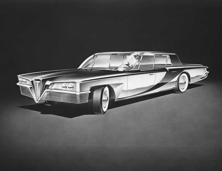 Scimitar (1959) - Old Concept Cars