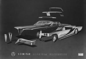 Brooks-Stevens-Olin-Aluminum-Scimitar-1959-Breakaway-Rendering