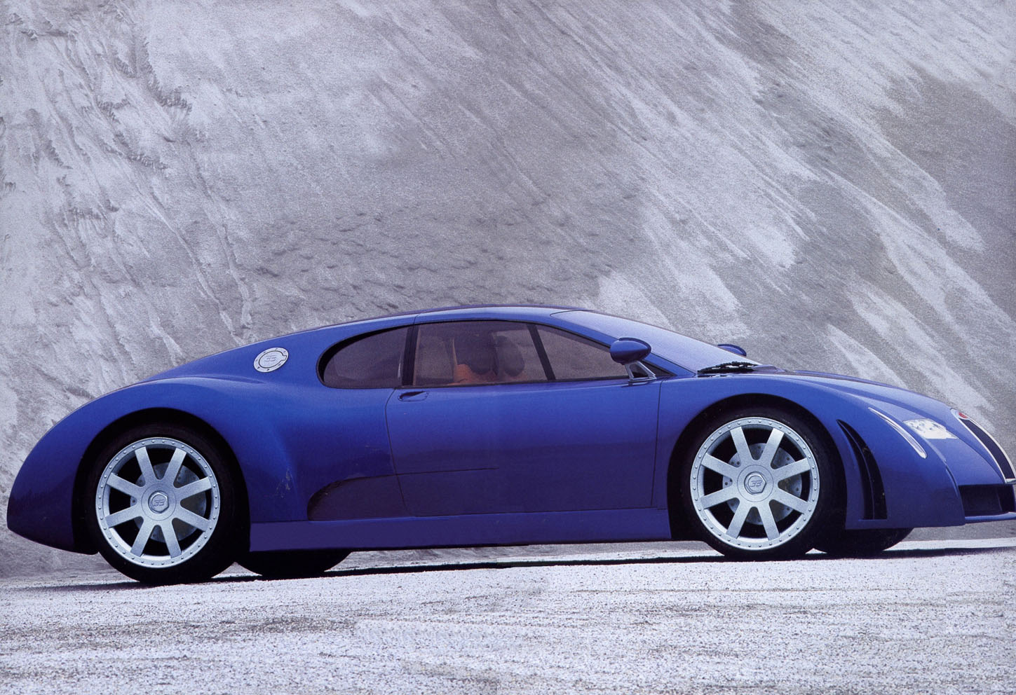 bugatti eb 18 3 chiron 1999 old concept cars. Black Bedroom Furniture Sets. Home Design Ideas