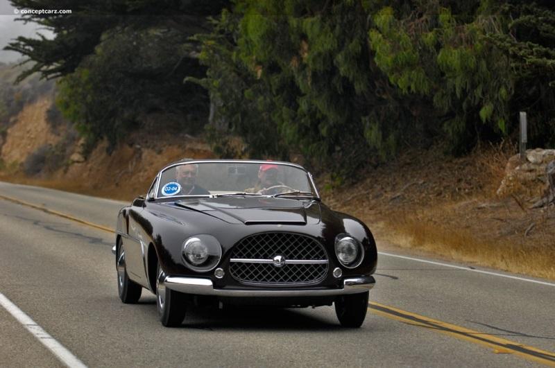 Cisitalia 808XF Concept (1952)