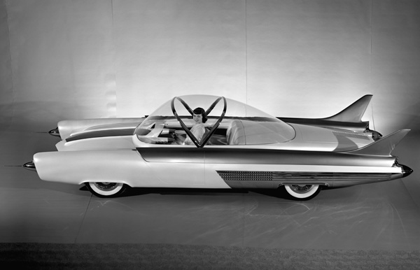 Ford Fx Atmos Concept Car 1954 Old Concept Cars