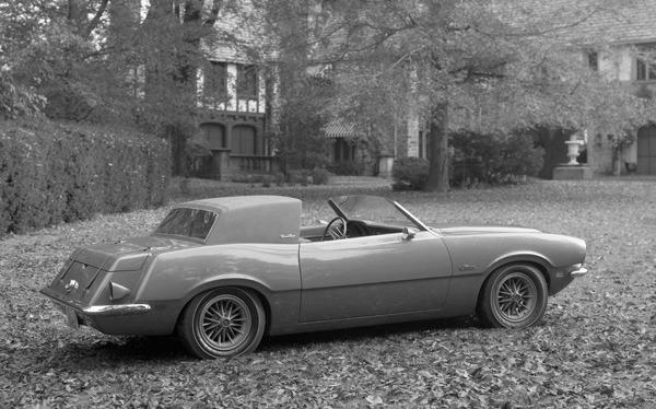 Ford Maverick Estate 1970 Old Concept Cars
