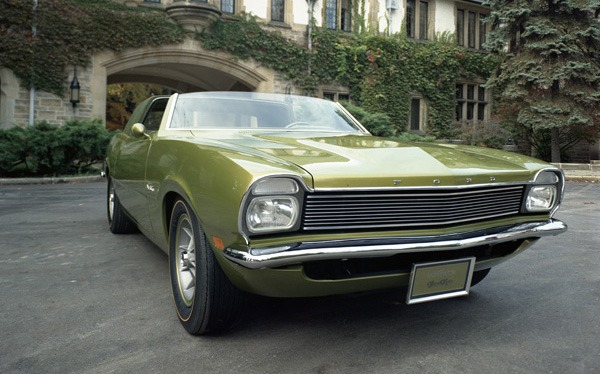 maverick ford estate 1970 coupe concept cars