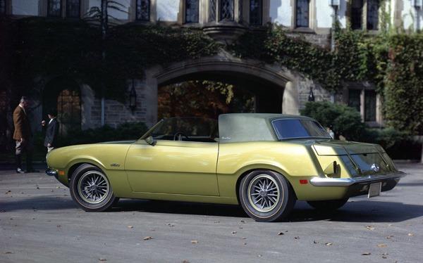 Ford Maverick Estate (1970)