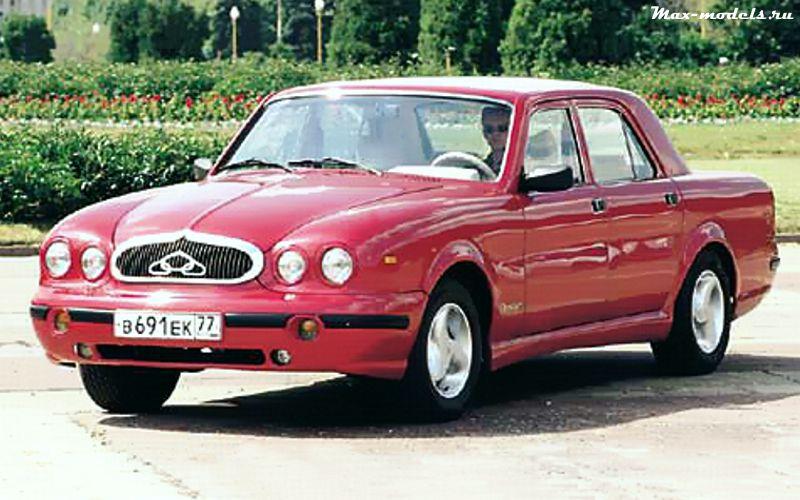 GAZ Volga-Prestige (1995)