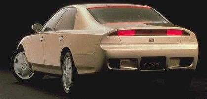 Honda Fs X