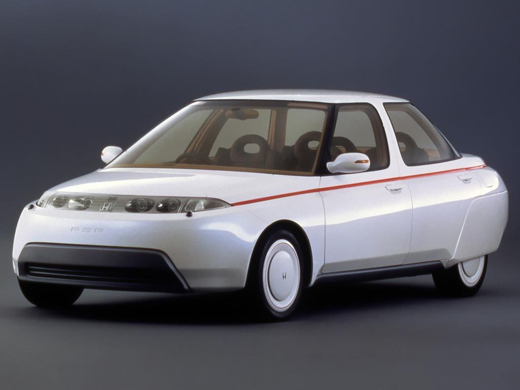 Honda Fsr 1993