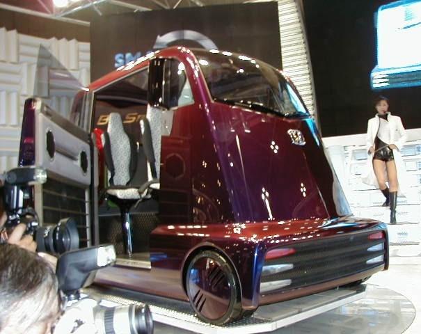 Honda Fuya-Jo (1999) – Old Concept Cars