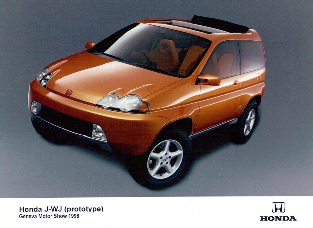 Honda J-WJ (1997)