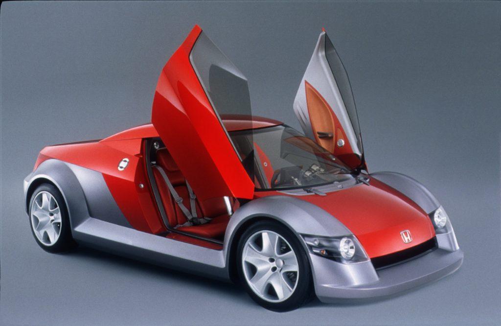 Honda Spocket Concept (1999)