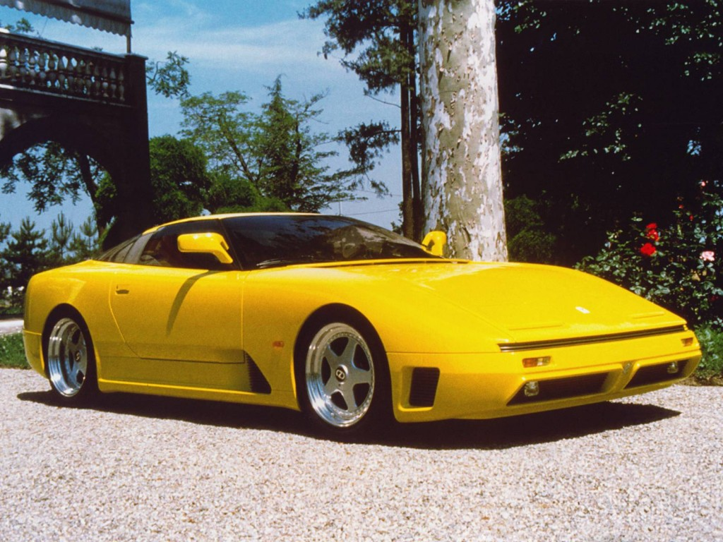 Iso Archives Old Concept Cars