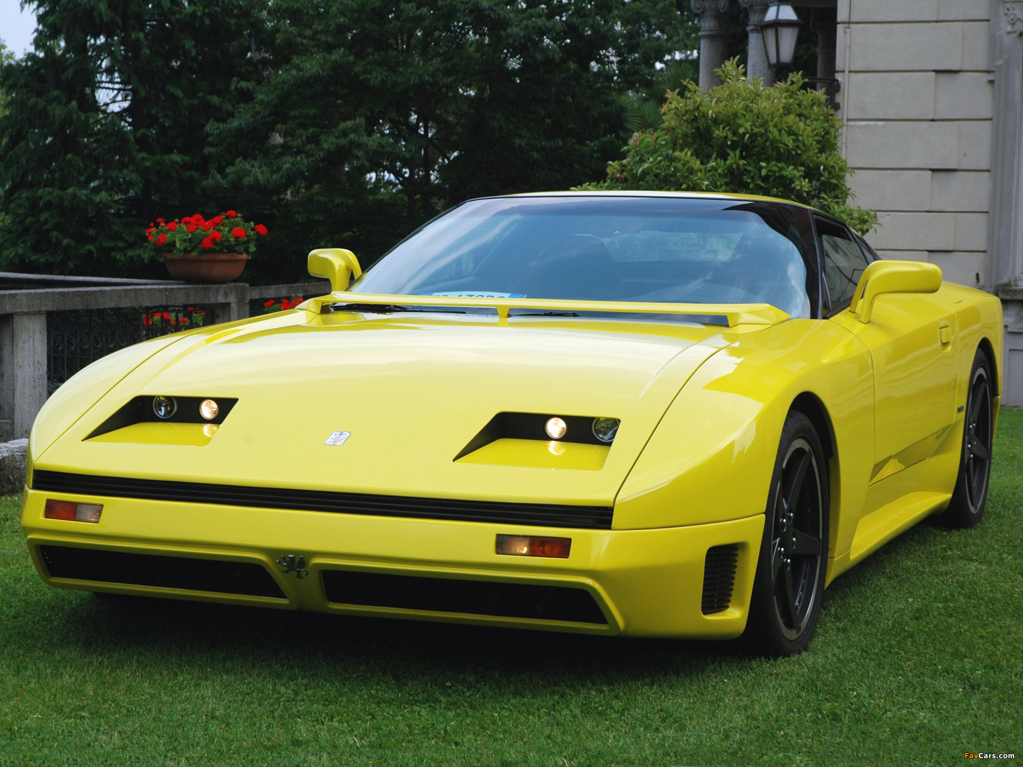 Iso Grifo 90 1991 Old Concept Cars