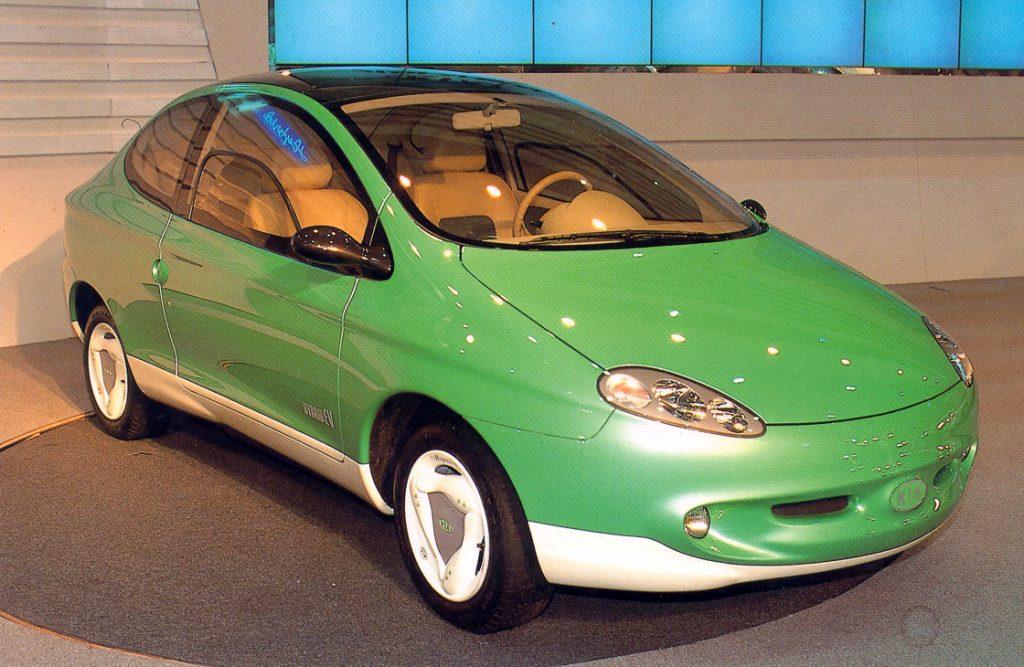Kia KEV-4 (1995)