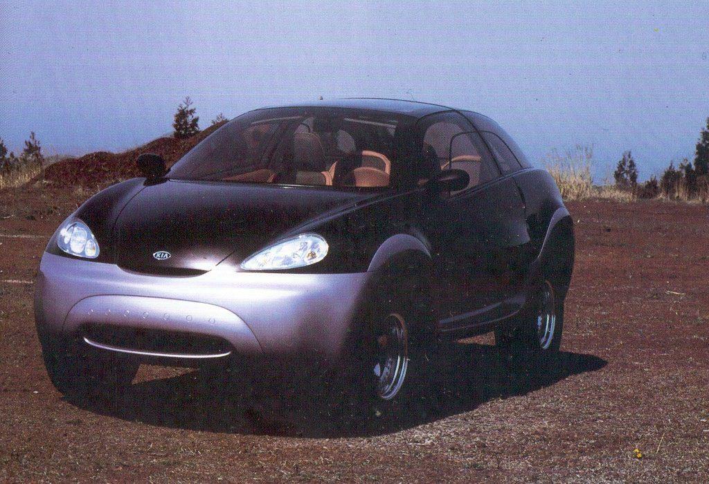 Kia KMX-3 (1995)