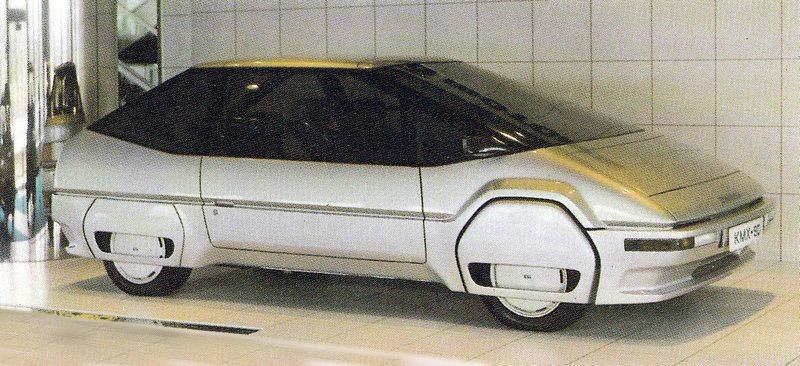 Kia KMX-90 (1984)