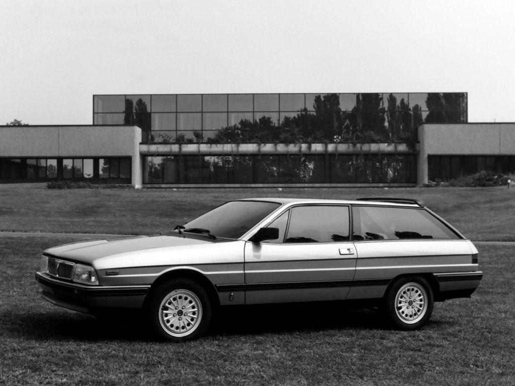 Lancia Gamma Olgiata (1982)
