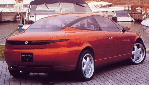 Lancia I A D Magia Old Concept Cars