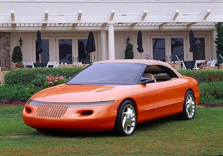 Lincoln Marque-X (1992)