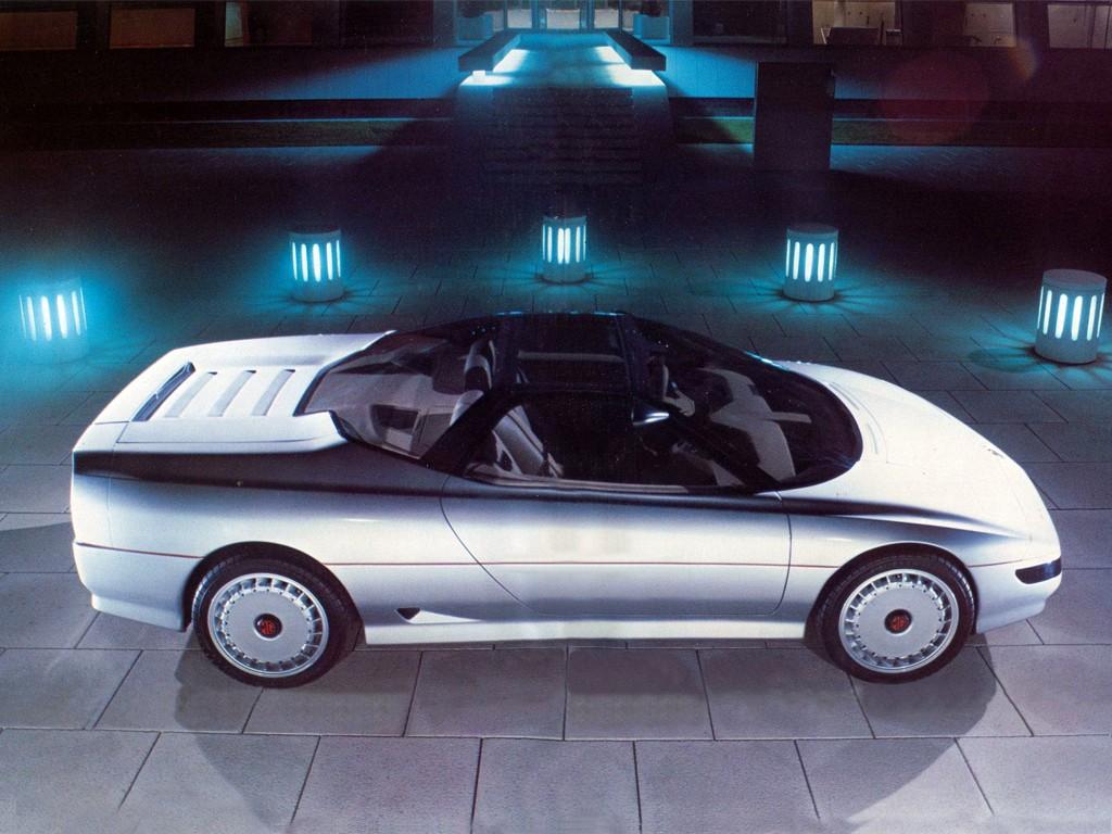 MG EX-E  (1985)