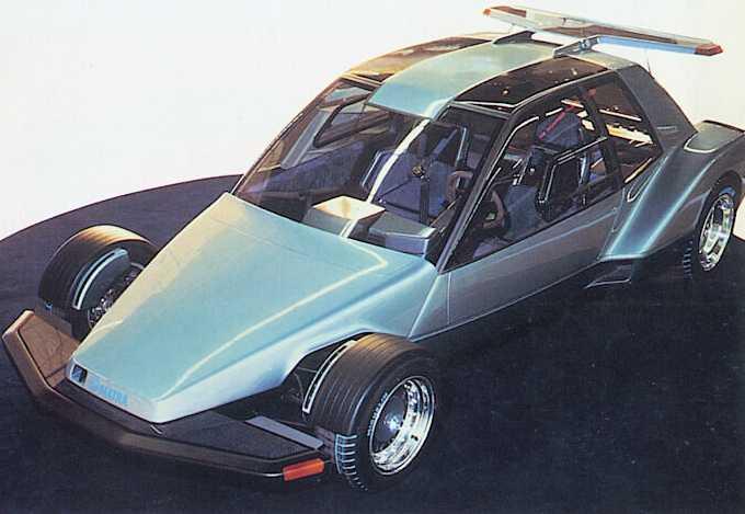 Matra P29 (1986)