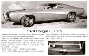 Mercury El Gato 5