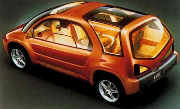 Mitsubishi Gaus (1995)