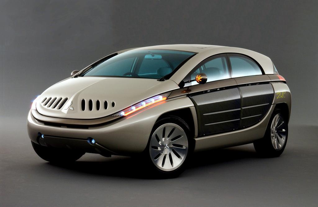 Mitsubishi SUP Concept (2001)