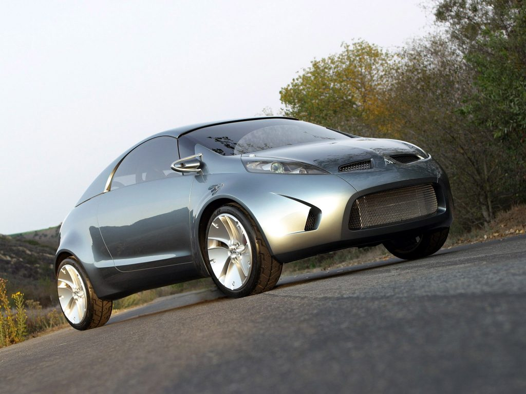 Mitsubishi Tarmac Spyder (2003)