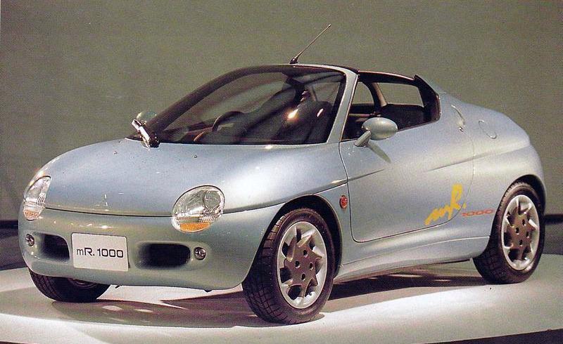 Mitsubishi mR.1000 (1991)