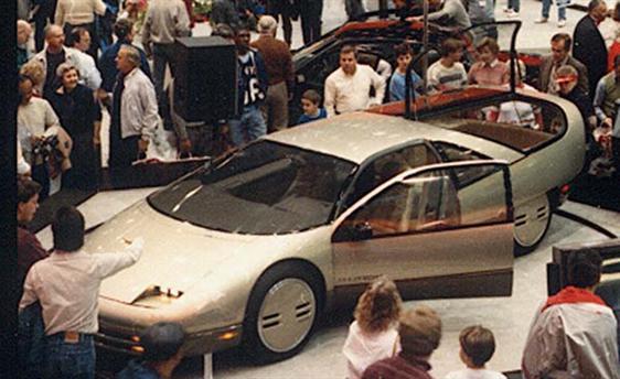 Oldsmobile Aerotech II (1989)