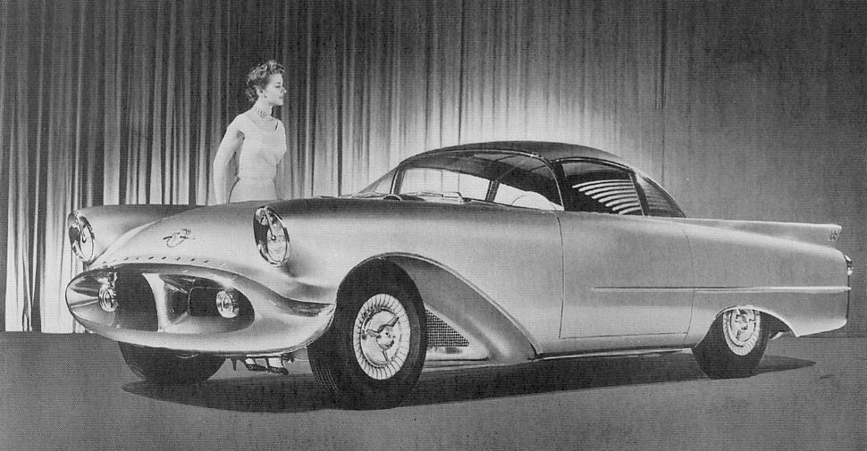 Subaru Dealer Near Me >> Oldsmobile Cutlass (1954) - Old Concept Cars