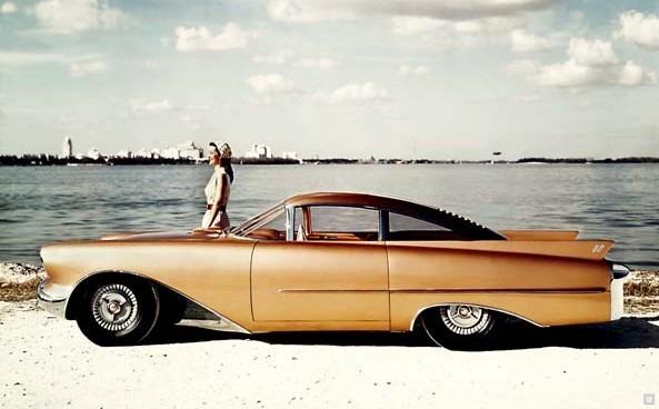 Gmc Near Me >> Oldsmobile Cutlass (1954) - Old Concept Cars