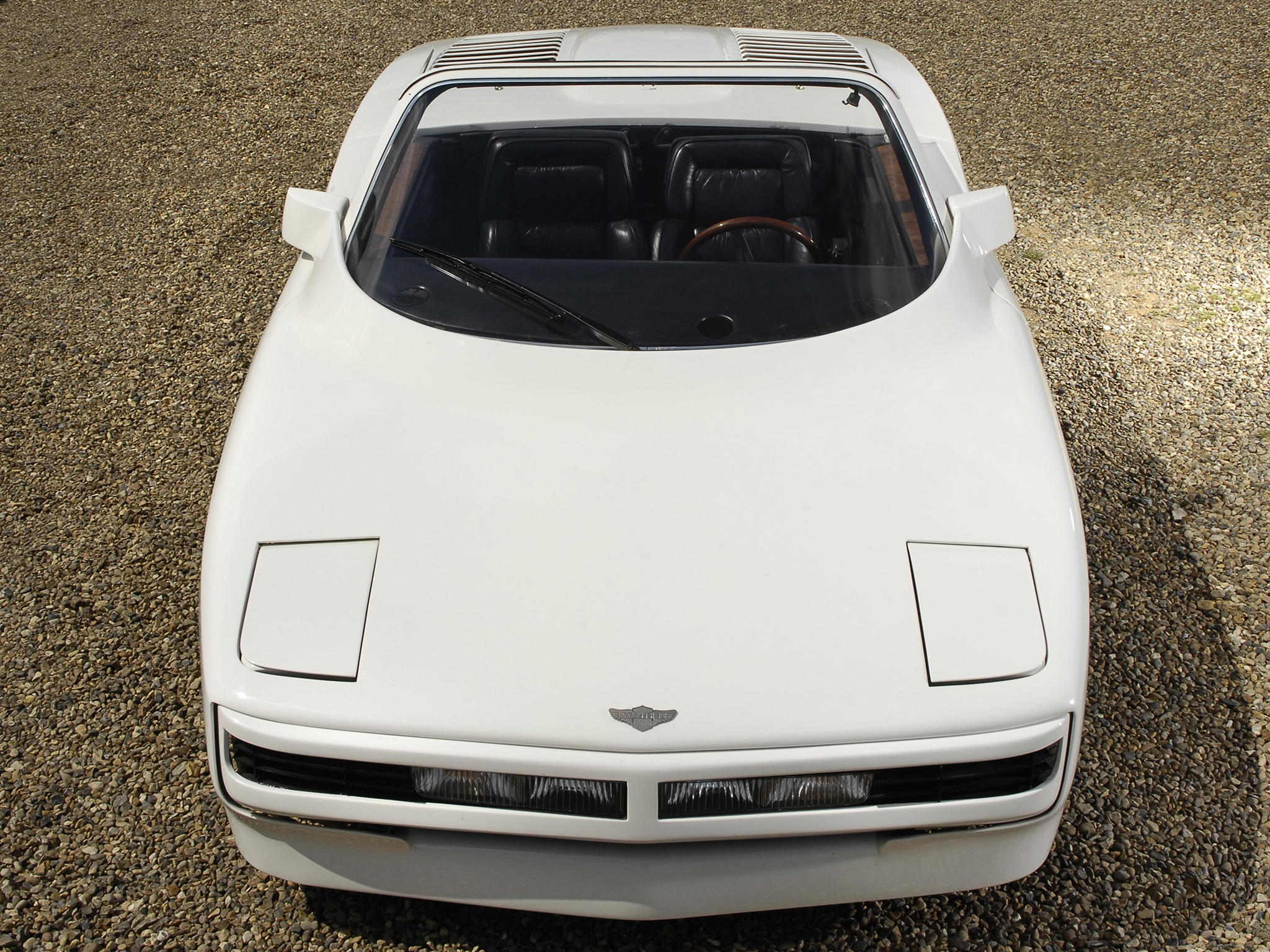 Top 10 Fastest Cars >> Panther 6 Six (1977) - Old Concept Cars