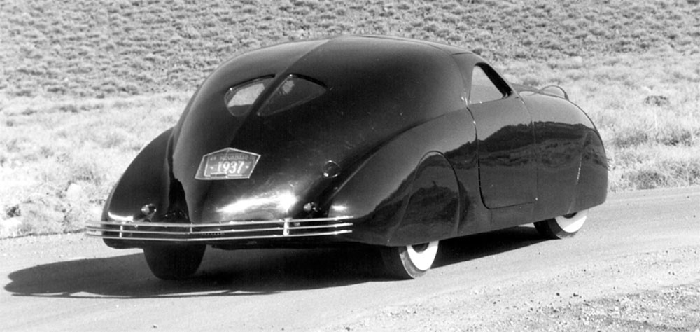 phantom corsair   concept cars