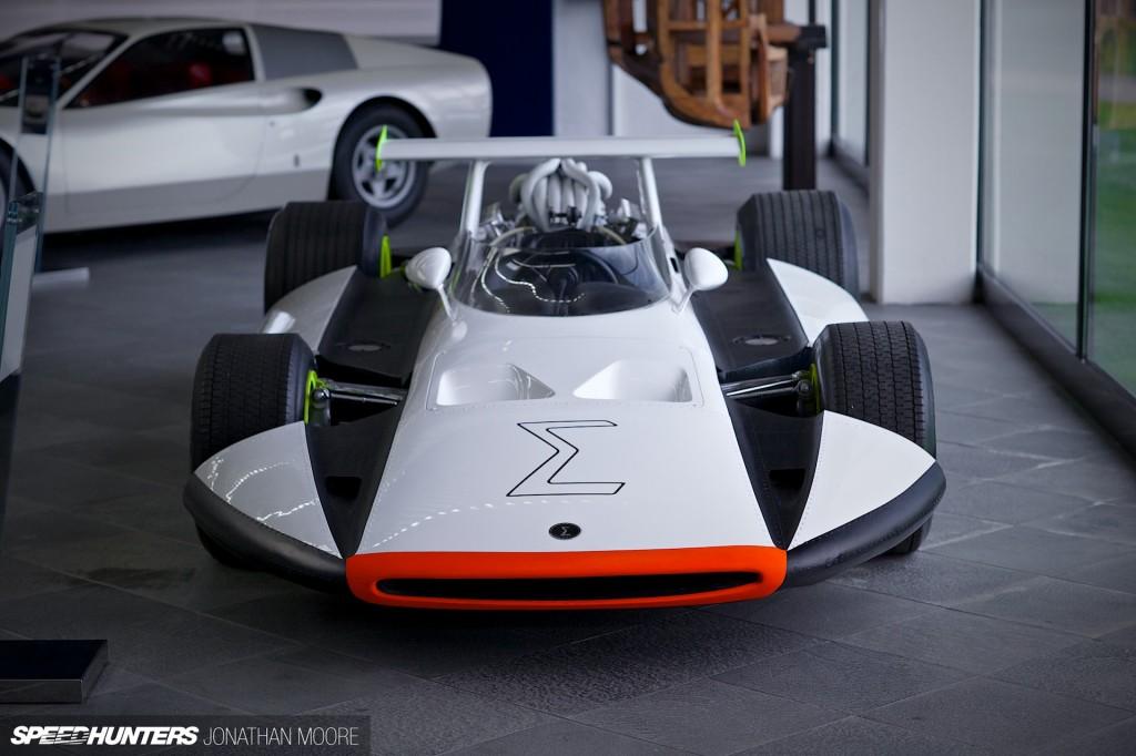 Pininfarina Sigma F1 Concept (1969)