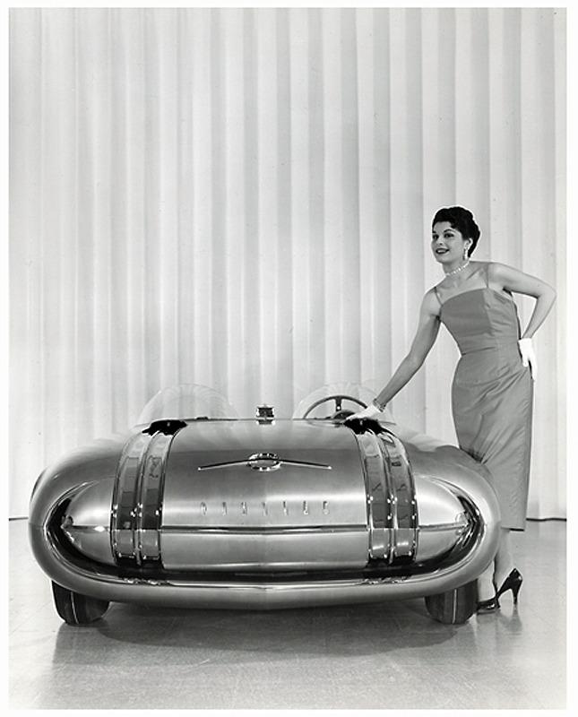 Pontiac Club De Mer Concept Car (1956)