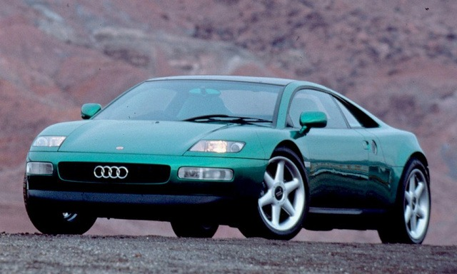 Audi Archives Old Concept Cars