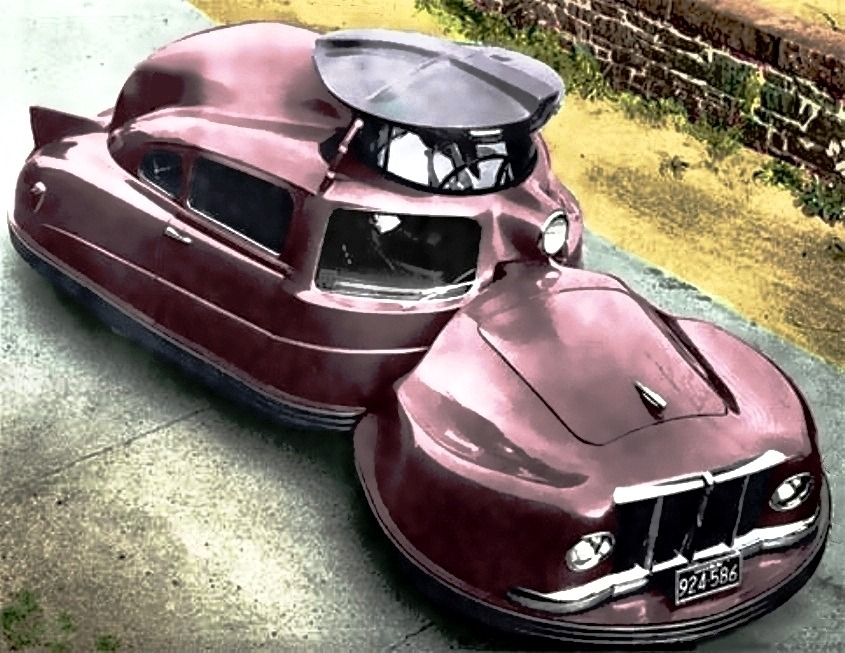 Old Concept Cars Image Encyclopedia Of Old Concept Cars